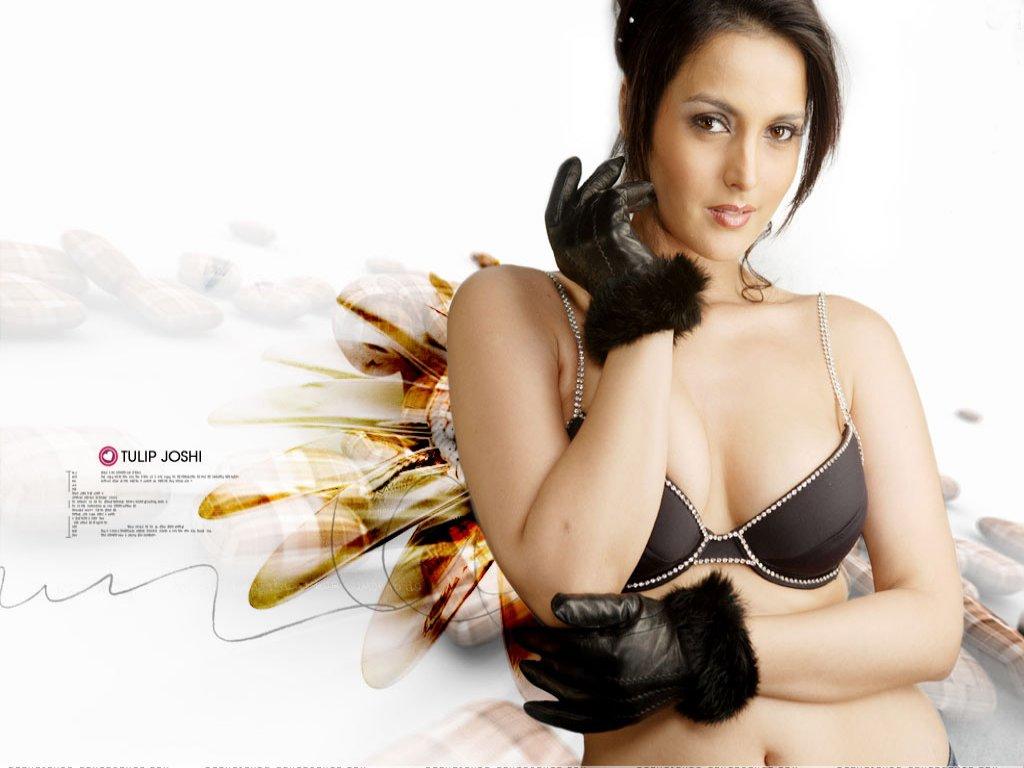 >Tulip Joshi hot sexy boobs thighs cleavage nude bikini wallpapers ...