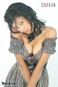 Model Nisha