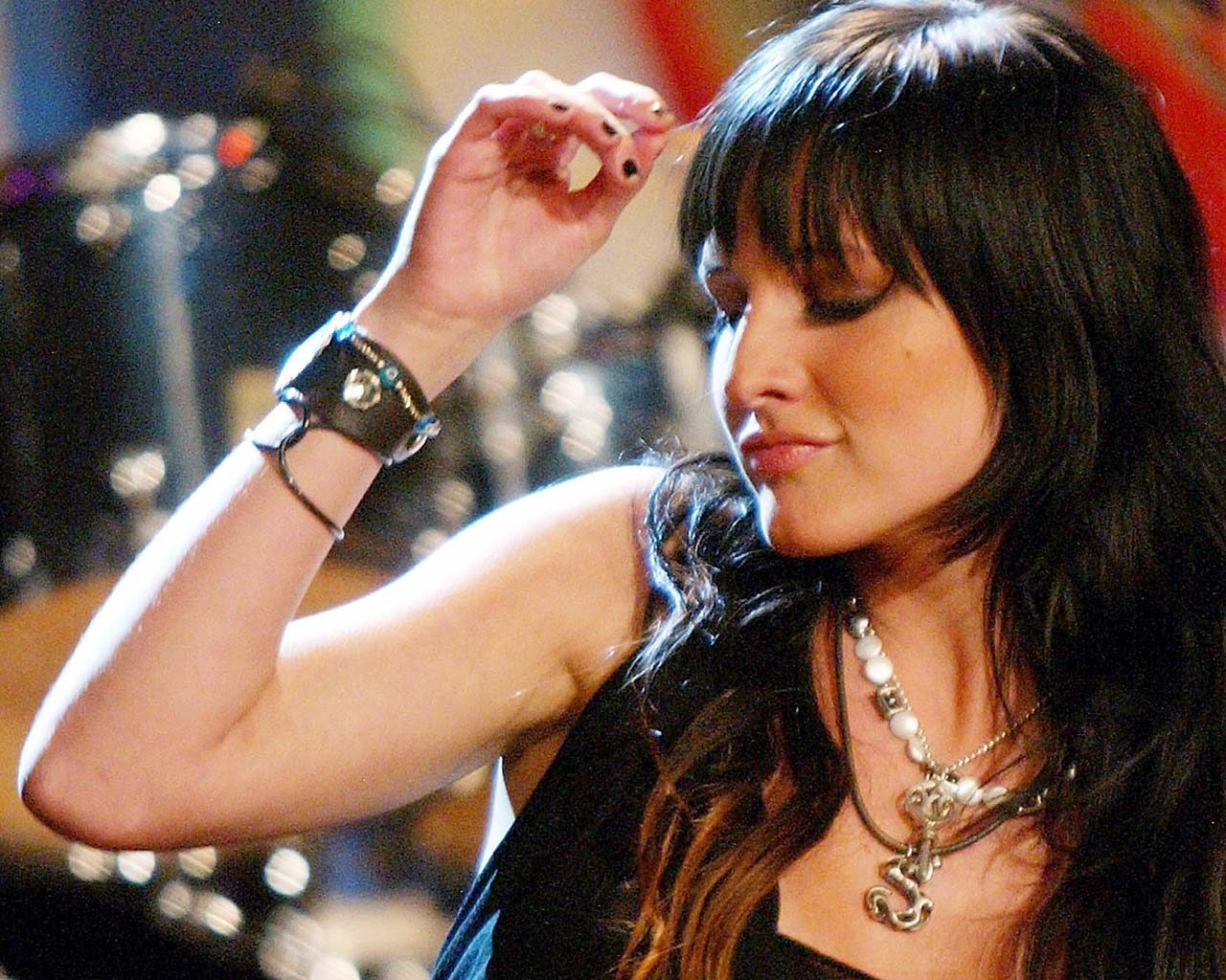 >Ashlee Simpson Wallpapers