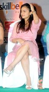 Actress Richa Pallod