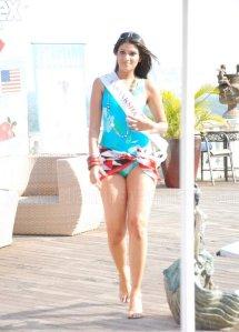 Fair One Miss Mumbai Swim Suit Round
