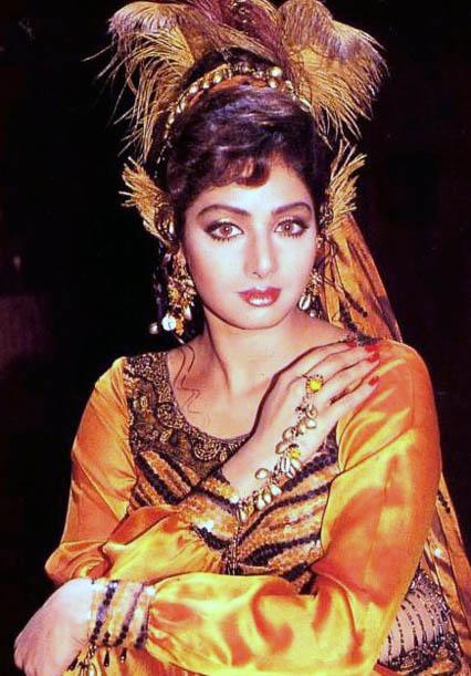 Vintage Actress Sridevi-2015