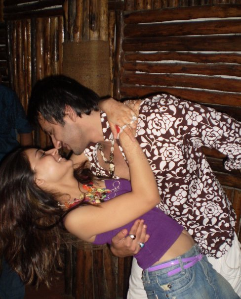 Sara Khan With Boyfriend Goa Vacation-5996
